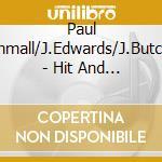 HIT AND RUN cd musicale di DUNMALL/EDWARDS/BUTC