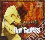 Roy Gaines - In The House cd musicale di GAINES ROY