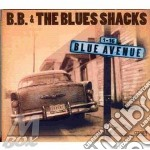 Blue avenue cd musicale di B.b. & the blues sha