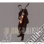 BLUELISTED cd musicale di JW JONES