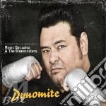 Memo Gonzalez & The Bluescasters - Dynomite cd musicale di MEMO GONZALEZ & THE BLUESCASTERS