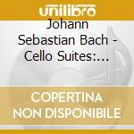 Cello suites cd musicale di Bach