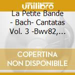 Le petit bande cd musicale di Bach