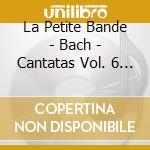 Cantate vol.6 cd musicale di Bach