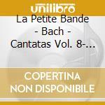 Cantatas vol.8 cd musicale di Bach