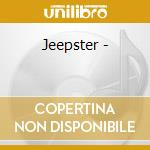 Jeepster - cd musicale di Treves blues band