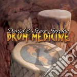 Gordon David & Steve - Drum Medicine cd musicale di GORDON DAVID & STEVE