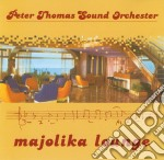 Majolika lounge cd musicale di Peter Thomas