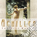 Achillea - The Nine Worlds cd musicale di Achillea