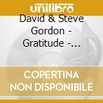 Gordon Davis & Steve - Gratitude - Relaxing Native American Flu cd musicale di GORDON DAVIS & STEVE