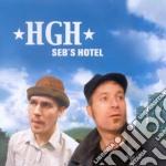 SEB'S HOTEL cd musicale di HGH