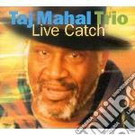 Taj Mahal Trio - Live Catch cd musicale di MAHAL TAJ TRIO