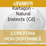 Natural instincts cd musicale