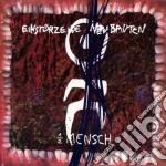 Einsturzende Neubauten - Halber Mensch cd musicale di Neubau Einstuerzende