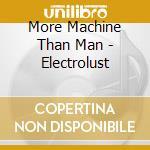 Electrolust(euro version) cd musicale
