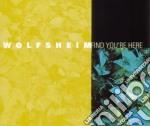 Wolfsheim - Find You're Here cd musicale di Wolfsheim