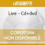 LIVE - CD+DVD cd musicale di LAROUSSI DJAMEL
