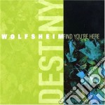 Find you're here-double digi cd musicale di Wolfsheim