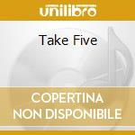 TAKE FIVE cd musicale di ARTISTI VARI