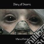 Diary Of Dreams - Menschfeind cd musicale di Diary of dreams