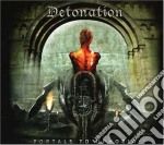 Detonation - Portals To Uphobia cd musicale