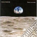 Wolfsheim - Spectators cd musicale di WOLFSHEIM