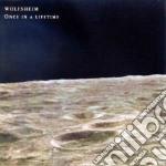 Wolfsheim - Once In A Lifetime cd musicale di WOLFSHEIM