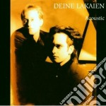 Deine Lakaien - Acoustic cd musicale di Lakaien Deine