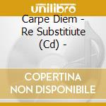 Re-substitute cd musicale