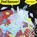 Paul Hanson - The Visitor cd musicale di HANSON PAUL