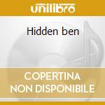 Hidden ben cd musicale