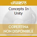 CONCEPTS IN UNITY cd musicale di GRUPO FOLKLORICO Y E