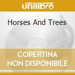 HORSES AND TREES cd musicale di BAKER GINGER