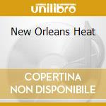 NEW ORLEANS HEAT cd musicale di KING ALBERT