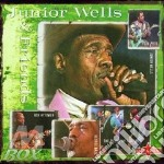 JUNIOR WELLS & FRIENDS cd musicale di WELLS JUNIOR & FRIEN