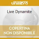 LIVE DYNAMITE cd musicale di BROWN JAMES