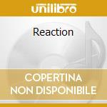 REACTION cd musicale di Yard Brother's
