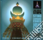 The Great Stupa cd musicale di ARTISTI VARI
