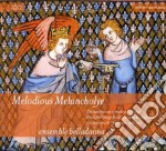 Melodious melancholye cd musicale