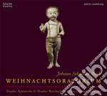 Bach - Oratorio Di Natale cd musicale