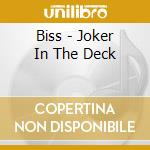 Joker in the deck cd musicale