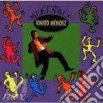 Kinto mendez/ec hombre cd musicale di Kinito Mendez