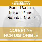 Piano sonatas no.9-10-12 cd musicale di Beethoven