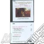 Symphony no. 5 cd musicale di Tchaikovsky