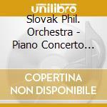 Piano concerto no. 1 cd musicale di Tchaikovsky