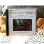 Famous waltzes cd musicale di Strauss