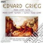 Peer gynt suite cd musicale di Grieg