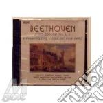 Piano concerto no.1-3 cd musicale di Beethoven