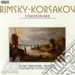 Scheherazade cd musicale di Korsakow Rimsky
