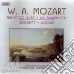 The magic flute cd musicale di Wolfgang Amadeus Mozart